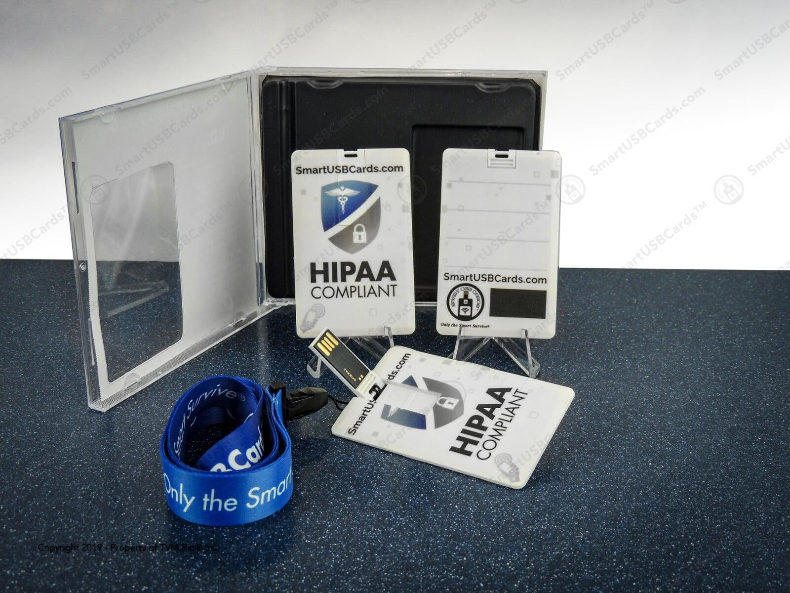 Smart USB HIPAA Card