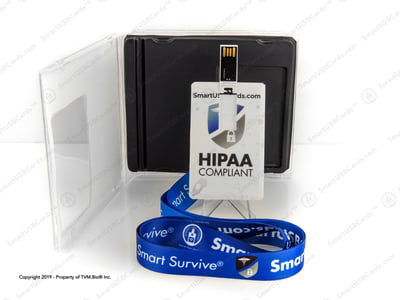 Corporate / HIPAA Smart USB Card™